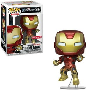 IRON MAN # 634 TARGET EXCLUSIVE Funko POP! MARVEL AVENGERS for Sale in Glendale, CA
