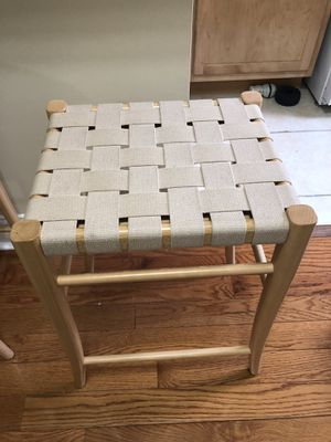 3 Crate & Barrel Barstools for Sale in Washington, DC