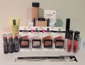 **NEW-Beauty & Cosmetic Products (Burt's Bees, Clinique, Wet n Wild, Too Faced)** for Sale in Grapevine, TX