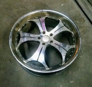 22x9.5 wheels 5x120 bolt pattern for Sale in Los Angeles, CA