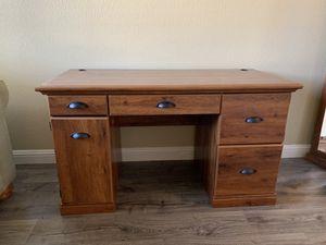 Pressed Wood Computer Desk for Sale in Lompoc, CA