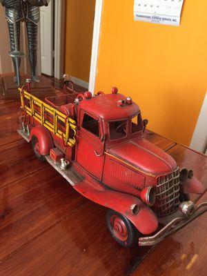 Cast Iron fire truck for Sale in Hialeah, FL