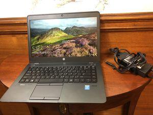HP ZBook 14 G2 Intel i7 5500U @ 2.4 GHz 16 GB RAM for Sale in Everett, MA