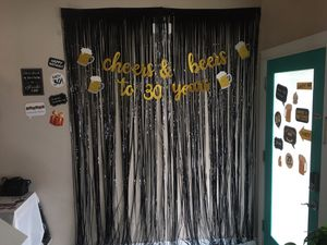 30th Birthday Decorations for Sale in Bend, OR