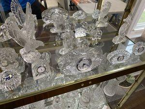 Waterford,Swarovski Crystal for Sale in Fairfax, VA