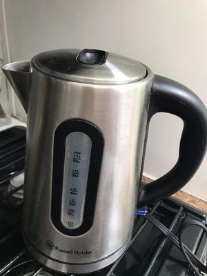 Russell Hobbs electric Tea Kettle for Sale in Leesburg, VA