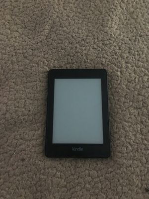 Kindle Paperwhite for Sale in Richardson, TX