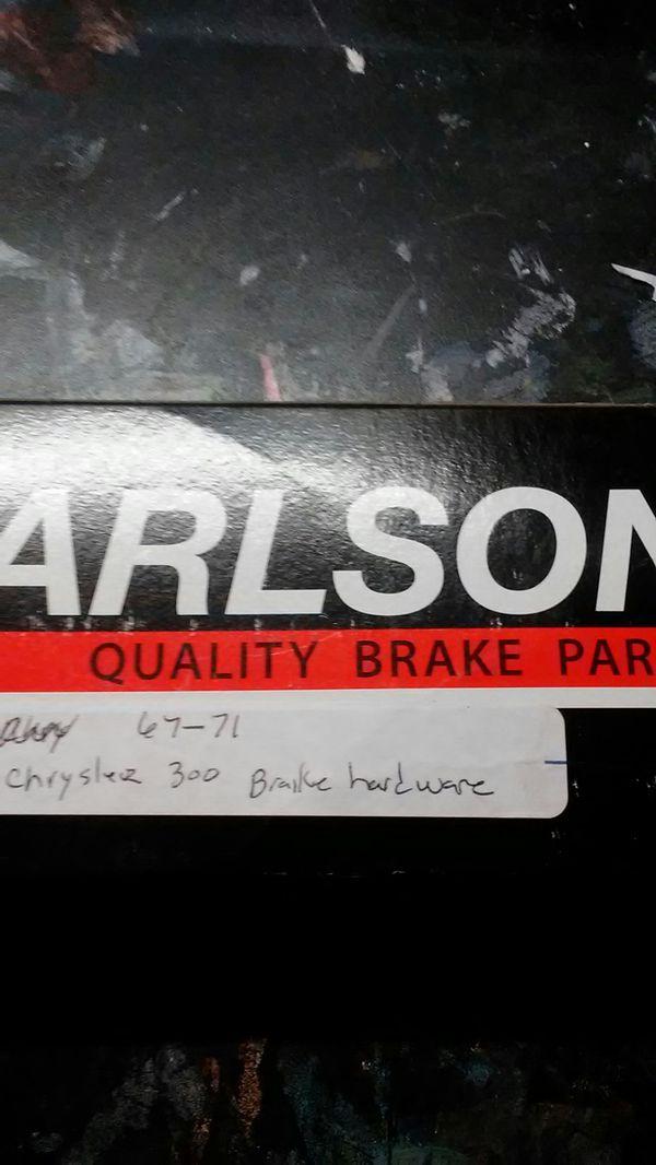 H7132 drum brakes hardware