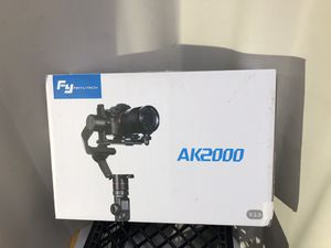 AK2000 3-Axis Handheld Cameras for Sale in St. Louis, MO