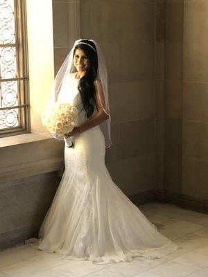 Wedding dress $600 for Sale in Lafayette, CA