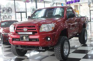 2009 Toyota Tacoma 4 Cylinders 4WD Manual Transmission for Sale in Atlanta, GA