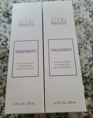 Atomy Hair Treatment for Sale in Tacoma, WA