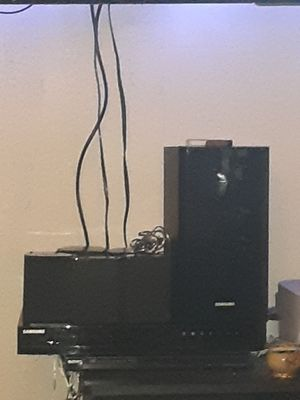 Samsung Blu-Ray Hometheater surround system for Sale in Houston, TX