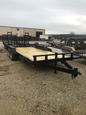 Car hauler car trailer traile para carros tow away equipment trailer trailer for Sale in Homestead, FL