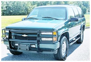 🍁2000 Chevrolet Tahoe Z71 TU/UP FOR SALE * ZERO ISSUES > RUNS AND DRIVES LIKE NEW!- $1000 for Sale in Paterson, NJ