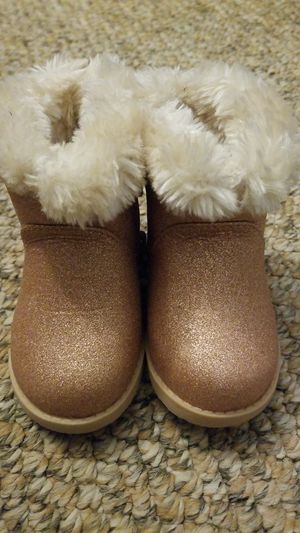 Cat and Jack toddler girl boots for Sale in Fall River, MA