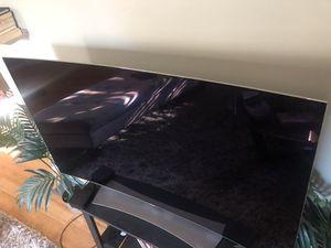 LG 55 inch 4K 3D Smart TV (2 3D glasses included) for Sale in Arlington, VA