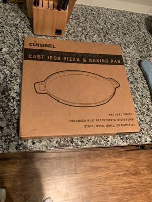 Cast iron pan for Sale in Odessa, FL