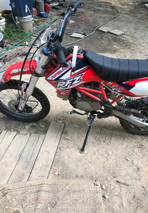 Dirtbike rfz 125cc for Sale in Wake Forest, NC
