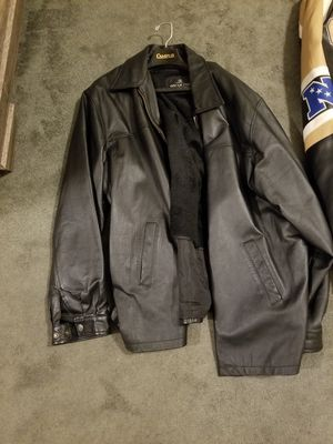 Leather Jacket $50.00 for Sale in Long Beach, MS