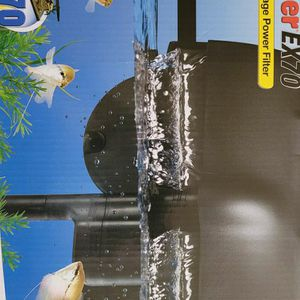 Tetra Whisper EX70 - 45-70 Gallon Aquarium Filter - Brand New!! for Sale in Huntington Beach, CA