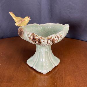 Vintage Ceramic Birdbath for Sale in Los Angeles, CA