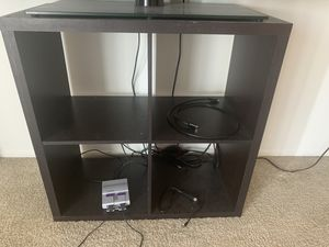 4 shelve Tv stand (snes NOT included ) for Sale in Canton, MI
