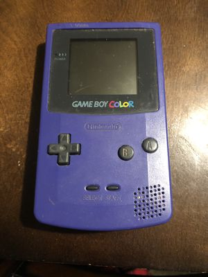 GameBoy color for Sale in Wichita, KS