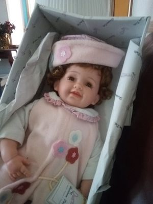 Duck house heirloom doll for Sale in Benton, IL
