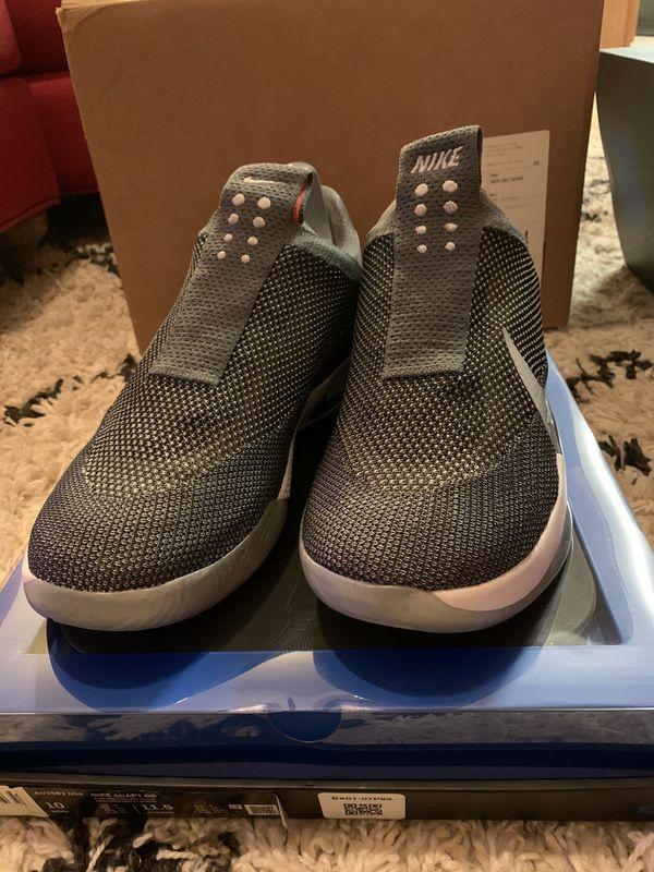 Nike BB Adapt Cool Grey
