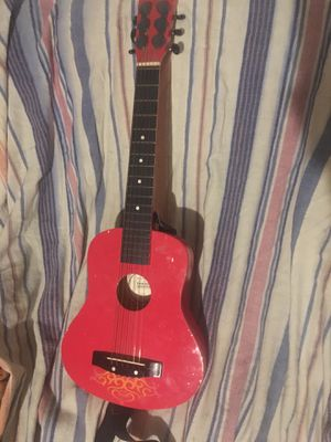 Kid guitar 12.00 for Sale in Ephrata, PA