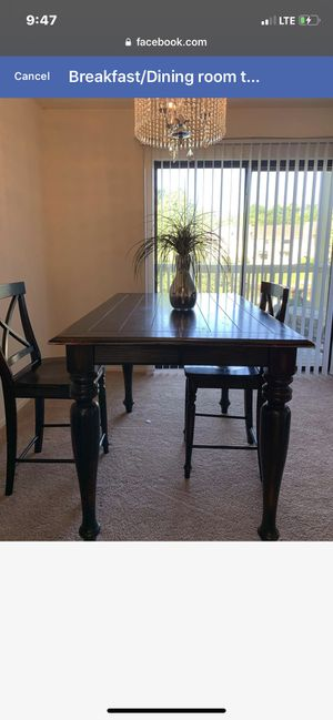 High top table for Sale in Tinley Park, IL