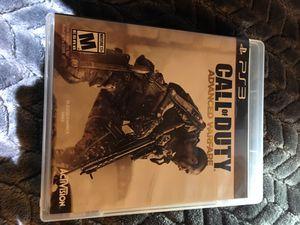 PS3 Call of Duty Advance Warfare for Sale in Lemon Grove, CA