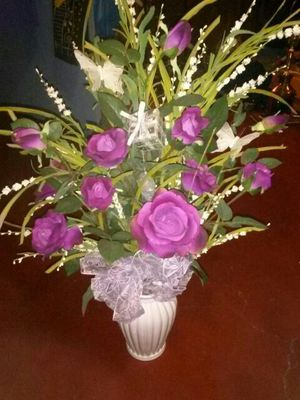 Artificial flower bouquets for Sale in Portland, OR