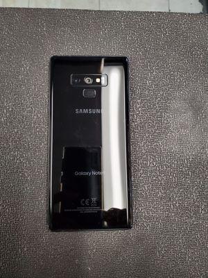 Samsung galaxy note 9 Black 128gb unlock for Sale in Brooklyn, NY