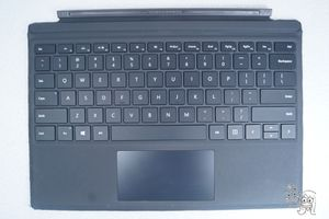 Microsoft Surface Pro Type Cover Backlit For Surface Pro 3 4 5 6 R9Q-00001 Black for Sale in Rancho Cucamonga, CA