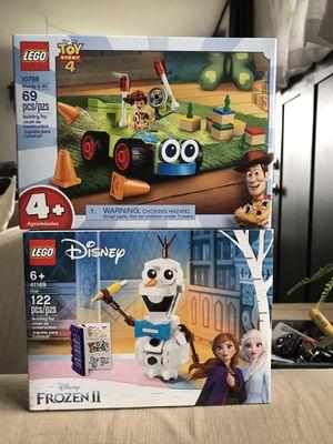 LEGO Disney Toy Story Frozen II New! for Sale in Kent, WA