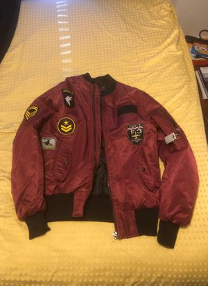Bomber jacket size small for Sale in Crofton, MD