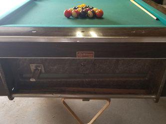 Vintage Pool Table-Delta Billiards for Sale in Parker,  CO