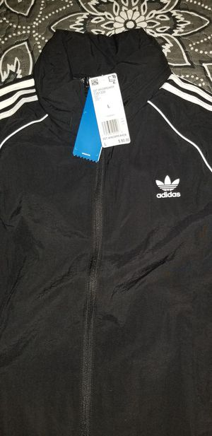 SST WINDBREAKER jacket size large new for Sale in The Bronx, NY