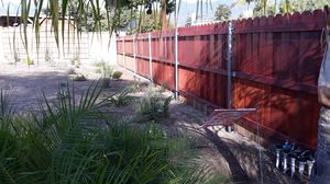 Wood fence ,and sprinklers. for Sale in Arcadia, CA