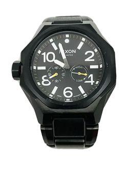 Nixon Tangent Watch Matte Black for Sale in Chicago Ridge,  IL