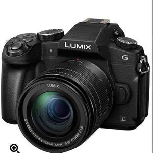Panasonic Lumix DMC-G85 Mirrorless Micro Four Thirds Digital Camera with 12-60mm Lens for Sale in Miami, FL