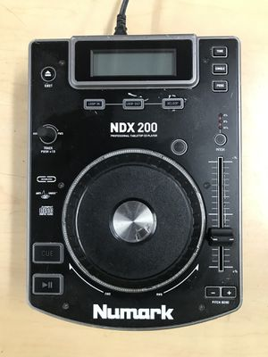 NUMARK NDX200 CD Mixer for Sale in Baltimore, MD