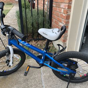 "Boys RoyalBaby Bike 16"" for Sale in Dallas, TX"
