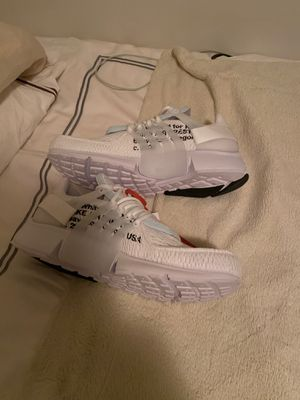 Nike Air Presto OFF-WHITE WHITE for Sale in Industry, CA