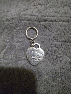 .925 Sterling Silver Tiffany &Co pendant for Sale in Eastpointe, MI
