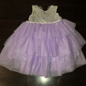 Lavender tulle dress for Sale in Downey, CA