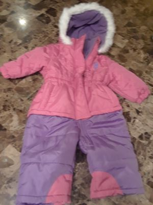 Snow bib for girl size 18 months south la 90043 for Sale in Windsor Hills, CA