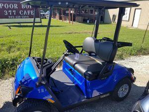 2020 Yamaha Drive2 QuieTech EFI Aqua Blue Metallic for Sale in Collinsville, TX